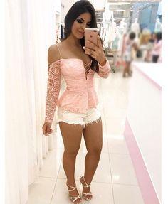 """1,052 Likes, 10 Comments - Loja Girls Chick (@lojagirlschick) on Instagram: """"Site no ar - www.girlschick.com.br ------------------ Atacado e Varejo Compre pelo site:…"""""""
