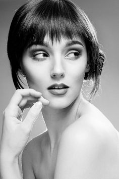 © Copyright Ella Tebbutt Photography 2015. Makeup Ella Tebutt. Model Dani Race Hair Phie's Salon  side bun bangs