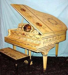 decorative grand piano - Pesquisa Google