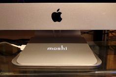 Moshi's extra USB hub for your iMac/ Apple monitor.