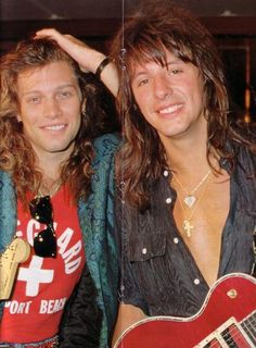 Jon & Richie
