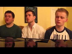 "This Irish Trio's Cover Of The ""Friends"" Theme Song Will Give You The Chills  <-----and it totally did!"