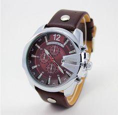 Pánské voděodolné hodinky CURREN červené – pánské hodinky Na tento produkt  se vztahuje nejen zajímavá sleva df030013f33