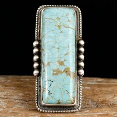 ...beautiful turquoise ring