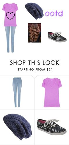 """OOTD"" by burningwaterfall ❤ liked on Polyvore featuring J.Crew, Nordstrom and Keds"
