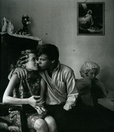an-overwhelming-question:  Danny Lyon - Inside Kathy's Apartment, Chicago, 1965