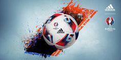 ユーロ2016決勝トーナメント試合球『FRACAS(フラカス)』が発表(画像14枚