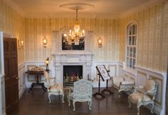 Photos: Dad spends 35 years building best doll house ever | BabyCenter Blog