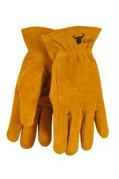 1 Home & Garden Yard, Garden & Outdoor Living G & F 2040-2p Justforkids Premium Microfoam Texture Coated Kids Garden Gloves