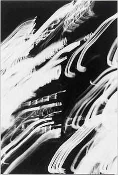 Franco Grignani, Blurring of light, circa 1960 [from Koller Zurich] Logo Sketches, Photo Logo, Zurich, Sculptures, Graphic Design, Gallery, Artist, Painting, Roof Rack
