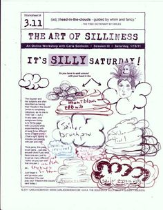 the art of silliness 18