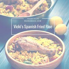 Vicki'sSpanish Frie
