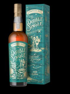 The Double Single on Packaging of the World - Creative Package Design Gallery