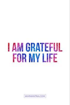 Grateful Quotes, Gratitude Quotes, Faith Quotes, Words Quotes, Life Quotes, Positive Affirmations Quotes, Affirmation Quotes, Positive Quotes, Buddha Wisdom