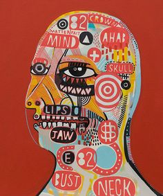 the awesome work of David Shillinglaw