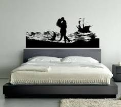 Image result for mermaid wall art