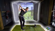 Using A Golf Simulator To See How Far I Hit My Clubs Getting to know how far you actually hit your clubs is an easy way to bring more knowledge into your game that will help you cut shots off your scorecard. It's something I needed to know desperately, but also a way of identifying key weaknesses in what's really going on with your swing. Huge thanks […] Tee One Up Golf I Need To Know, Getting To Know, Chris Wright, It Field, Golf Simulators, Golf Drivers, Play Golf, Shots, Knowledge