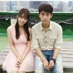 Let's Fight Ghost | Kim So Hyun and Taecyeon