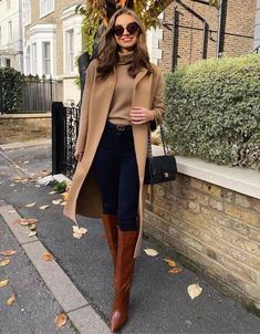 Stylish Winter Outfits, Winter Fashion Outfits, Fall Winter Outfits, Classy Outfits, Look Fashion, Stylish Outfits, Autumn Fashion, Winter Fashion Women, Stylish Clothes For Women