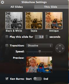How to create a slideshow in iPhoto | How To - CNET