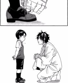 Noragami - They could be Father and son if Yato didn't already have Yukine.