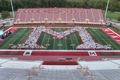 New tradition started by the Class of 2016! #MiamiOH #LoveandHonor