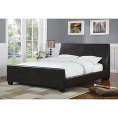 Lancaster Bed Brown