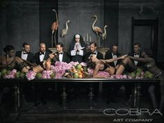 PREACHING DESIRE Artistic Nude Photography Best Seller New Collection Cobra Art Company Photographic art on plexiglas