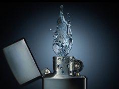 Encendedor de agua