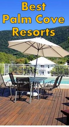 Check out the best Palm Cove Resorts and end up in a beautiful spot for an awesome vacation. Here are the top resorts in Palm Cove, Queensland. Inclusive Holidays, All Inclusive Resorts, Luxury Resorts, Cairns Queensland, Queensland Australia, Best Hotels, Amazing Hotels, Hotel Hacks, Australia Holidays