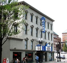 803 Gay St. > / 1816 / The Lamar House Hotel ::  the Bijou Theater was added to the hotel in 1909 / the property is listed on the National Register of Historic Places  = photo: Brian Stansberry