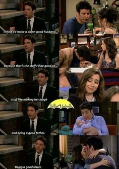 New Memes Sad Thoughts Hilarious Ideas How I Met Your Mother, Ted And Tracy, Ted And Robin, Ted Mosby, Good Kisser, Funny Relationship Memes, New Memes, Hilarious Memes, Himym