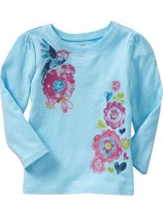 Nature Graphic Tees for Baby, OldNavy. $9.94