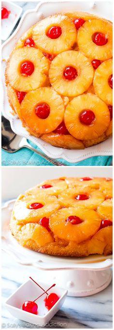 recipe: dole recipes pineapple upside down cake [20]