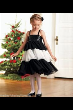 Luna luna dress black white