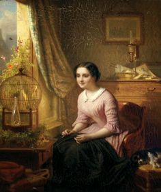 In the Swan's Shadow: The Canary's Song, 1866