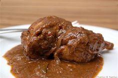 Poulet à la Mauricienne  - Salmi poulet - Papilles et Pupilles !
