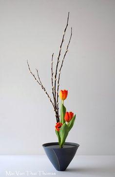 Style Shoka Shofutai - Art floral Ikebana