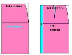 Falda para niñasEl costurero de Stella | El costurero de Stella