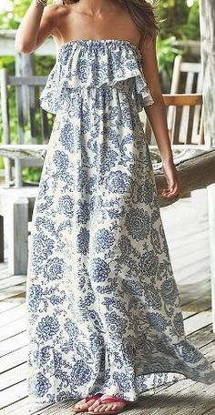 A Summer Must Have Dress ! ❤