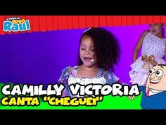 """CAMILLY VICTÓRIA CANTA """"CHEGUEI"""" NO PROGRAMA RAUL GIL - YouTube Raul Gil, Youtube, Pickup Lines, Youtubers, Youtube Movies"""