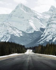 The Canadian Rockies are absolutely insane The Icefields... | #adventure #travel #wanderlust #nature #photography