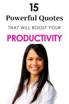 productivity quotes Productivity Quotes, Time Management