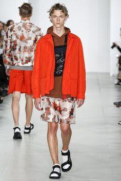 Lou Dalton Spring 2017 Menswear Fashion Show