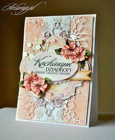 Card by Kasza29 (Scrapbook.com), Jan 2014
