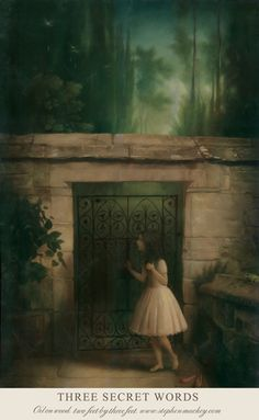 Color Magic #Green | Stephen Mackey: Three Secret Words