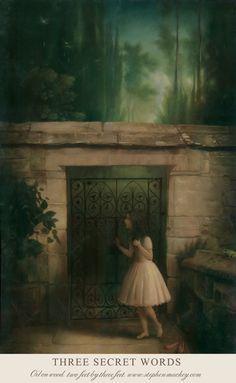 Color Magic #Green | Stephen Mackey:  Three Secret Words