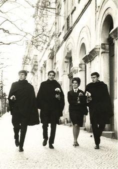 """Capa e Batina""(e. Academicals (formal university attire)), Portugal"