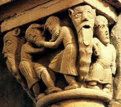 Gislebertus French Romanesque sculptor