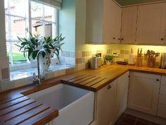 Kitchen - sink | window | wood